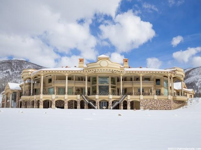 Updated Pictures Of A 50,000 Square Foot Utah Mega Mansion