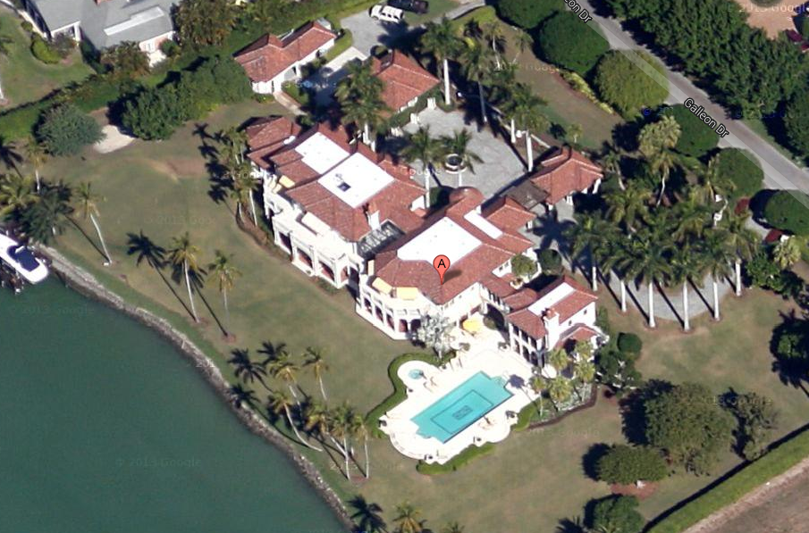 Newly Listed $49 Million Waterfront Estate In Naples, FL