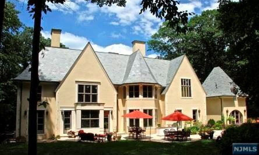 $9.7 Million Newly Listed Mansion In Alpine, NJ