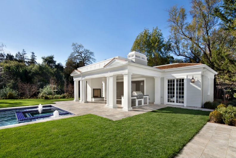 $19 Million 17,000 Square Foot Newly Built Estate In Atherton, CA