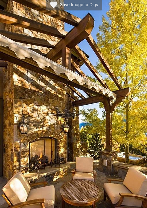 Chateau Elan – A $12.9 Million Stone Home In Aspen, CO