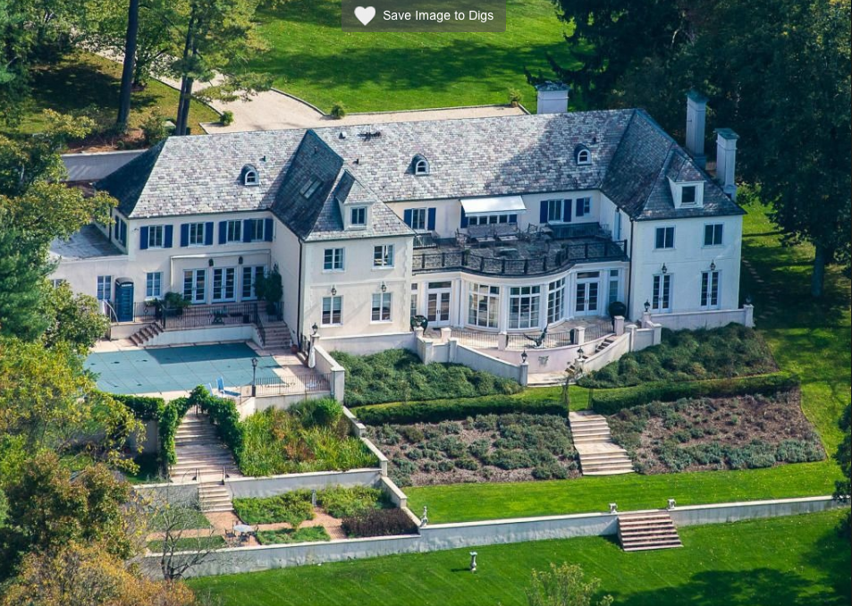 1928 French Country Home In Greenwich Ct Homes Of The Rich