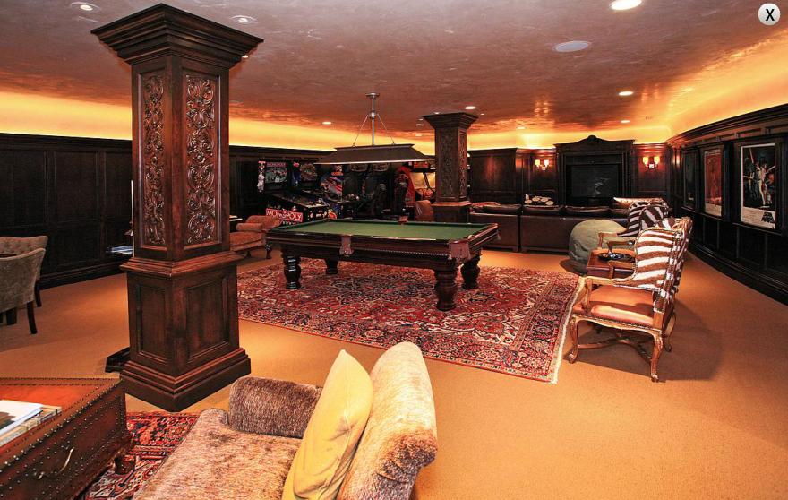 basement game room man cave pinterest