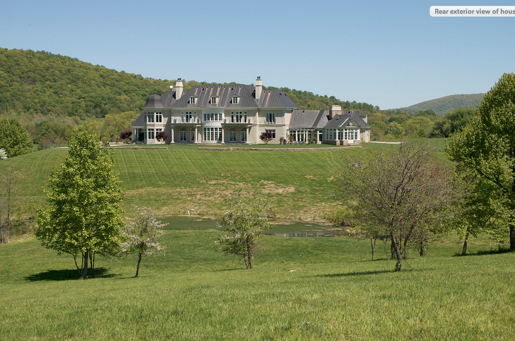23 95 Million 2000 Acre Estate In Hume Va Homes Of The Rich