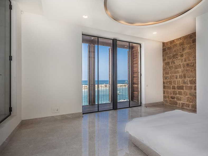 47 million oceanfront apartment in jaffa  israel homes israel housing israel house