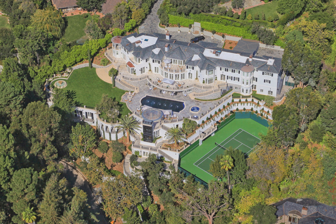 The $65 Million Lionsgate Estate In Los Angeles, CA