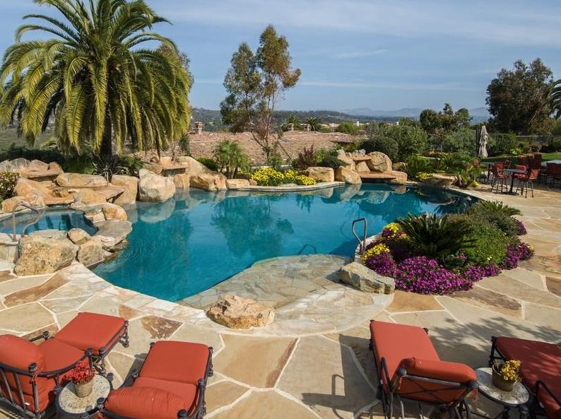 $6.475 Million Mediterranean Mansion In San Diego, CA
