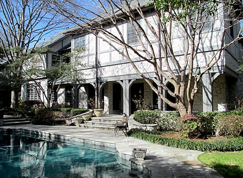 Two Newly Listed $4.9 Million Mansions In Dallas, TX