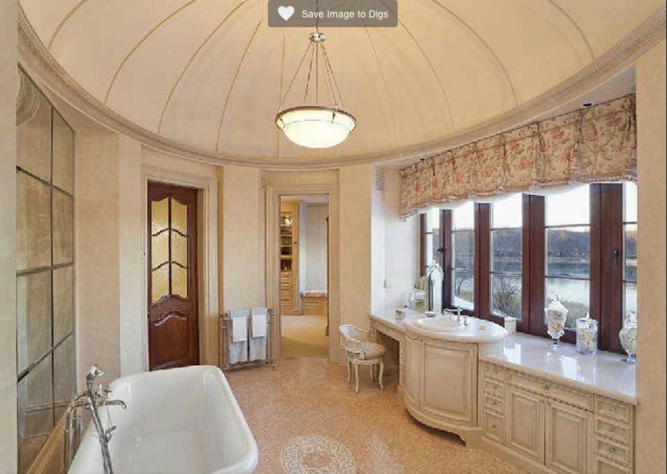 Inside Mansion House Bathroom