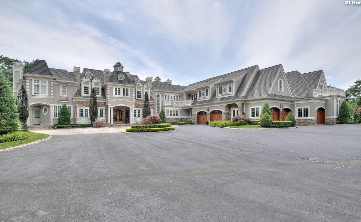 18 000 square foot french inspired mansion in colts neck for 21 mansion terrace cranford nj