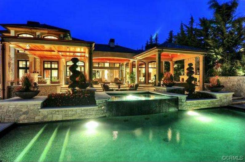 $8.8 Million 11,000 Square Foot Mansion In Yorba Linda, CA