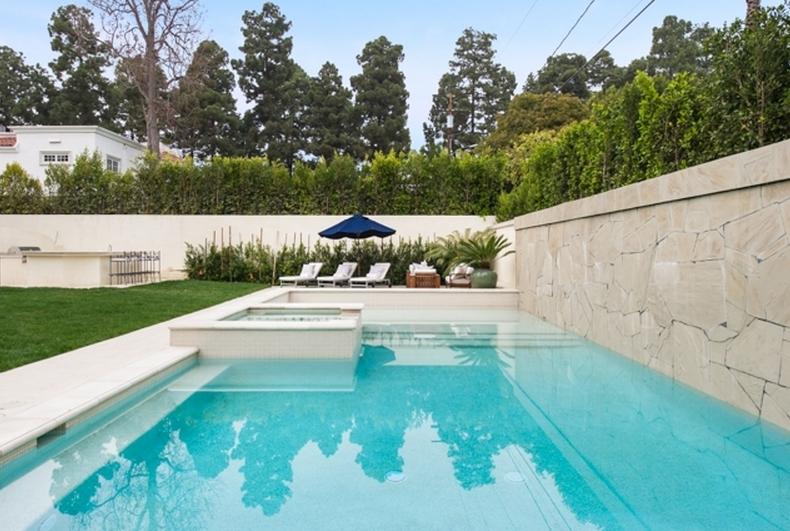 $13.95 Million Newly Built Mediterranean Mansion In Beverly Hills, CA
