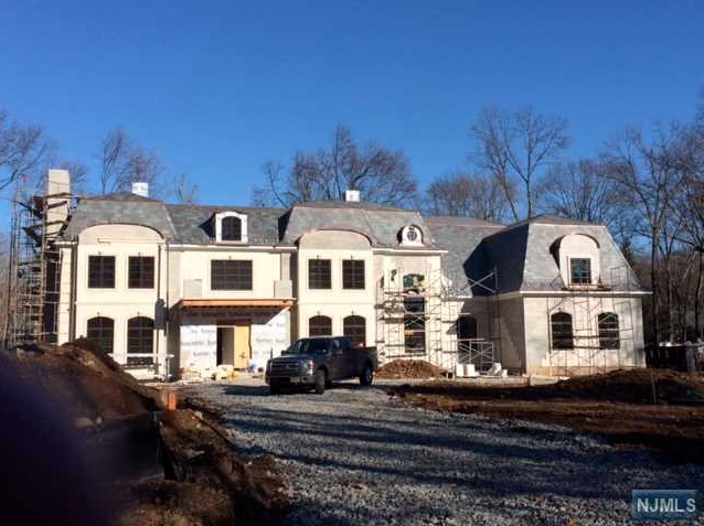 13 000 Square Foot French Inspired New Build In Saddle
