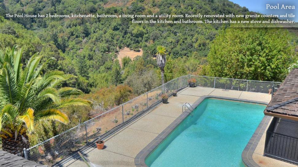 $15.995 Million Contemporary Mansion In Los Gatos, CA