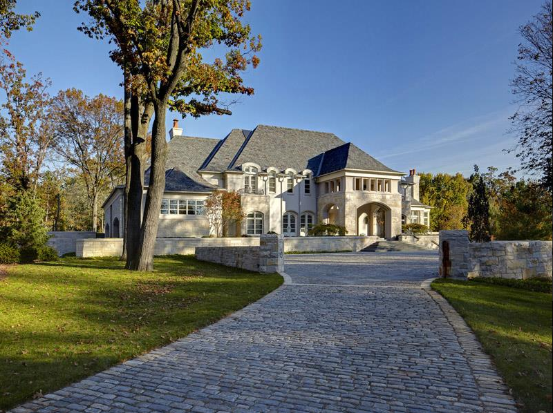 16 000 Square Foot Mansion In Bloomfield Hills Mi Homes