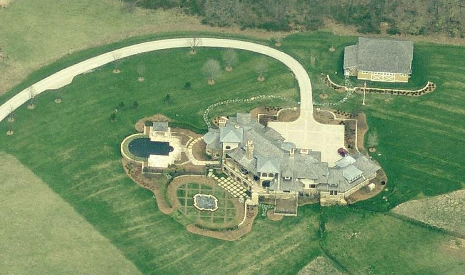 Fox Hill – A 44 Acre Estate In Mendham, NJ