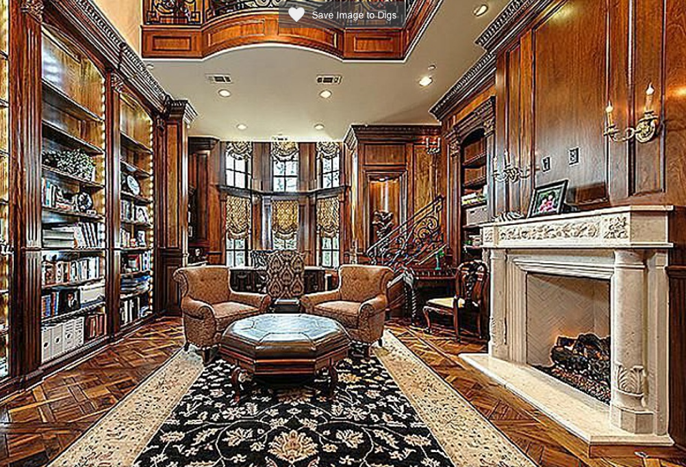 11 Million Newly Listed French Chateau In Dallas Tx