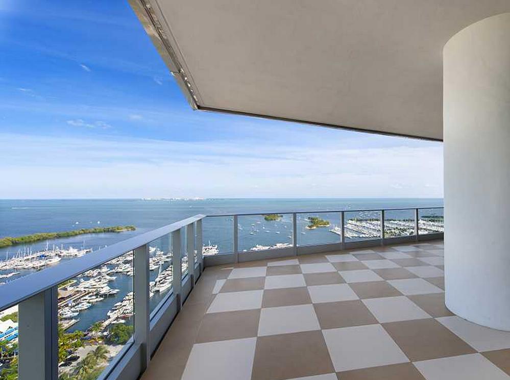 $8.9 Million Opulent Penthouse In Miami, FL
