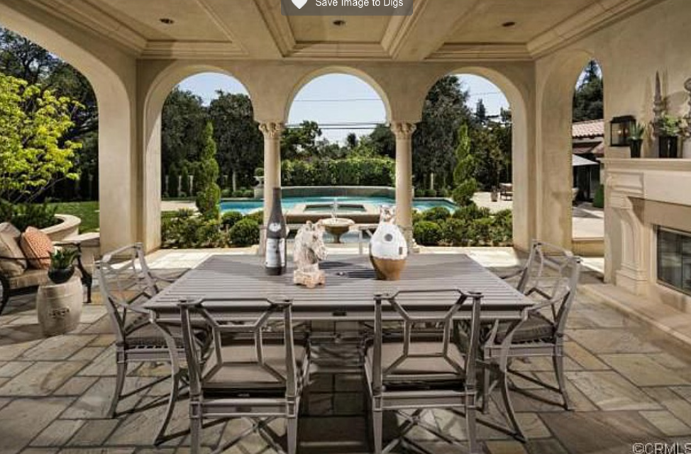 $8.2 Million Newly Built Italian Inspired Mansion In Arcadia, CA
