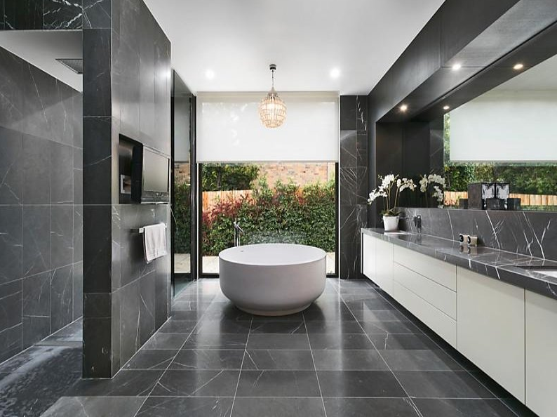 Newly listed architectural mansion in victoria australia homes of the rich Design bathroom online australia