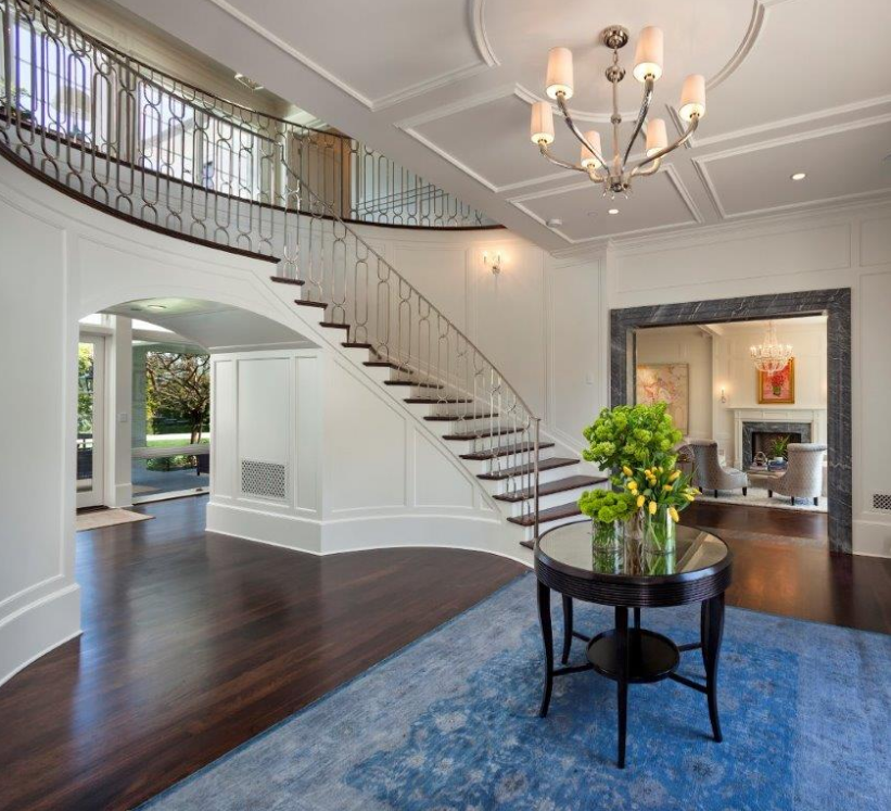 Los Angeles California Rich Houses: $35 Million Newly Built Estate In Los Angeles, CA