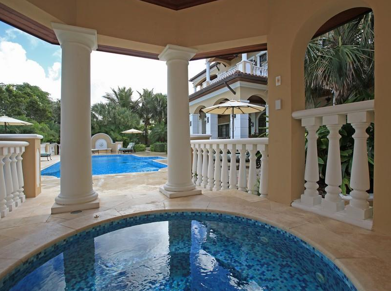 $18 Million Villa Belvedere In The Bahamas