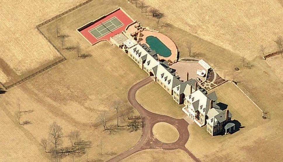 Mystery Mega Mansion In Princeton, NJ