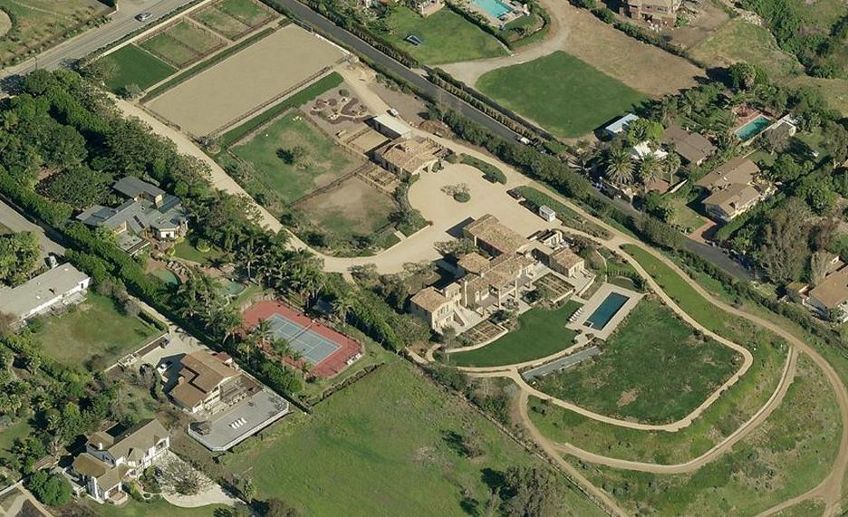 Newly Listed 6 Acre Equestrian Estate In Malibu, CA