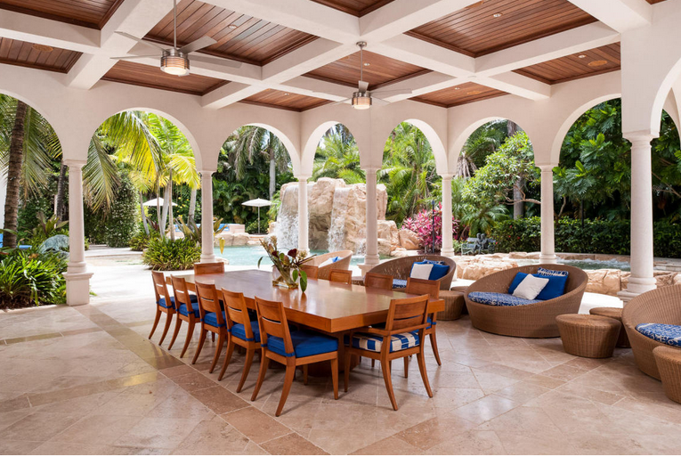 $35 Million Newly Listed 34,000 Square Foot Mega Mansion In Boca Raton, FL