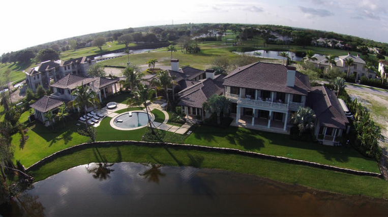 $15 Million Newly Built Estate In Wellington, FL