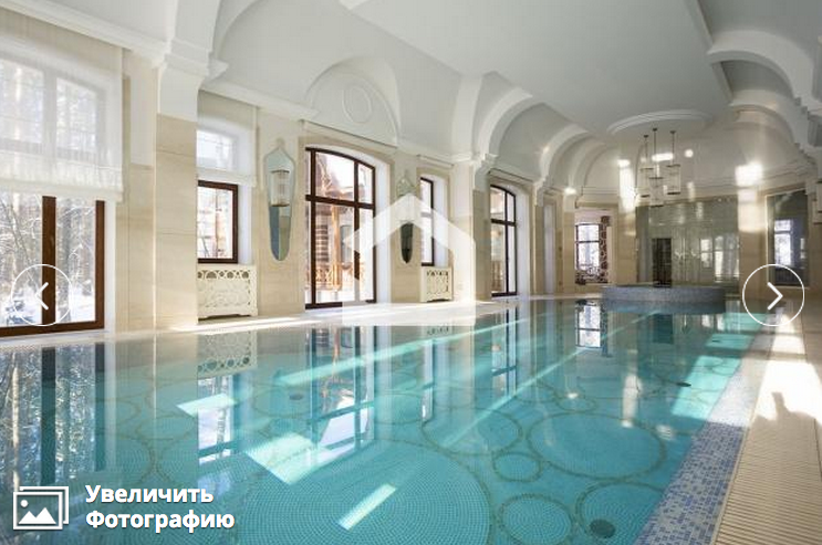 $75 Million 32,000 Square Foot Mega Mansion In Russia