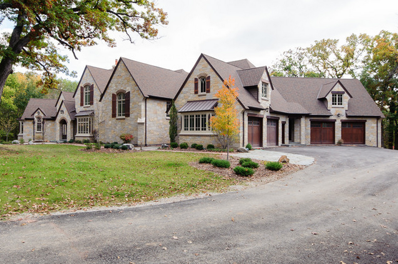 3 9 Million 17 000 Square Foot Mansion In New Lenox Il