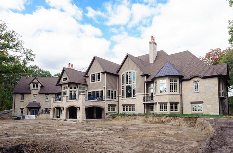 $3.9 Million 17,000 Square Foot Mansion In New Lenox, IL