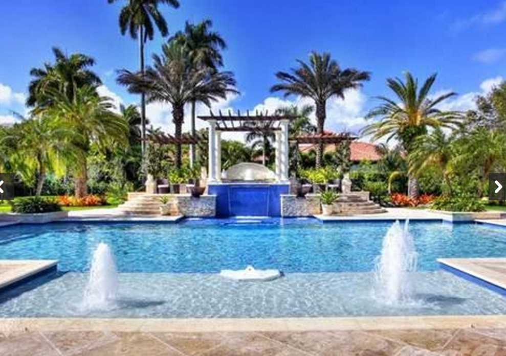$6.1 Million 12,000 Square Foot Mediterranean Mansion In Pinecrest, FL