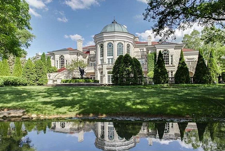 $11.9 Million 23,000 Square Foot Estate In Murfreesboro, TN