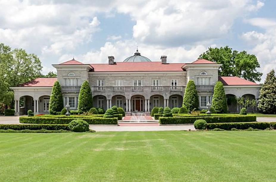 11 9 Million 23 000 Square Foot Estate In Murfreesboro