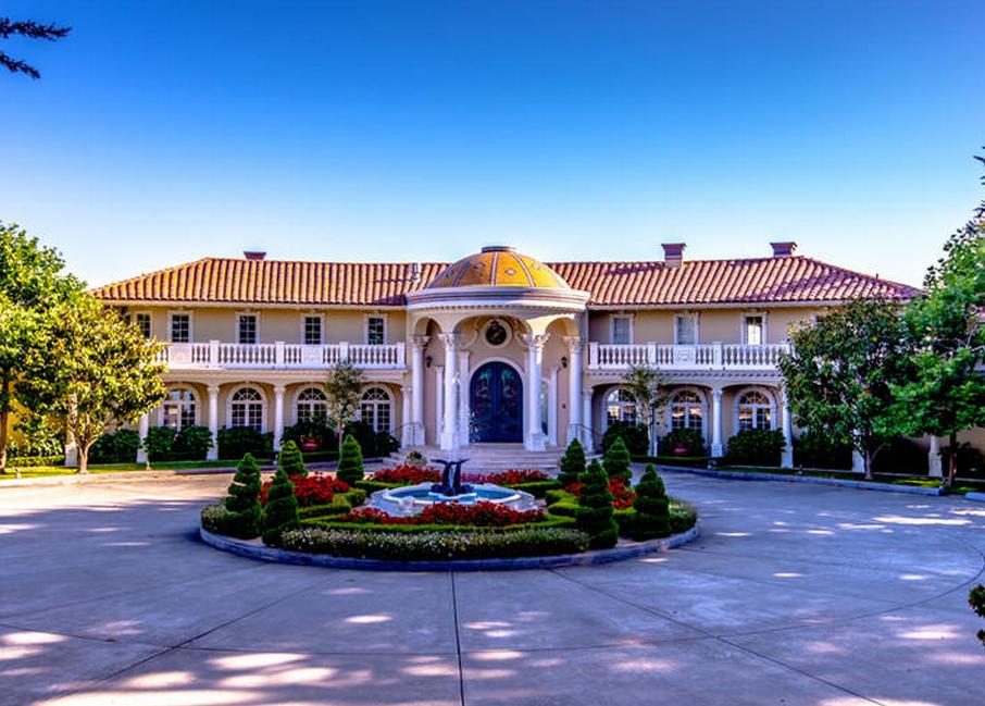 19 588 Million Mediterranean Mansion In Watsonville Ca