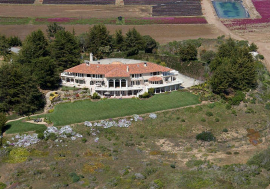 $19.588 Million Mediterranean Mansion In Watsonville, CA