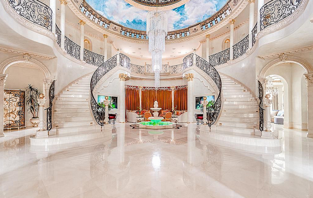 19 000 Square Foot Opulent Mansion In Sugar Land Tx