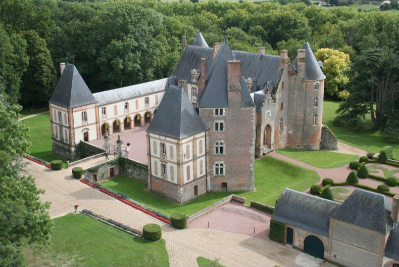 15th Century Castle In France