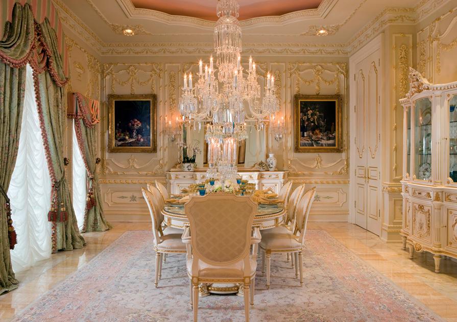 14 Million 19 000 Square Foot Limestone Mansion In