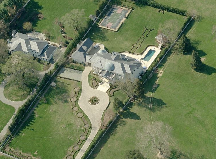 $14 Million 19,000 Square Foot Limestone Mansion In Potomac, MD