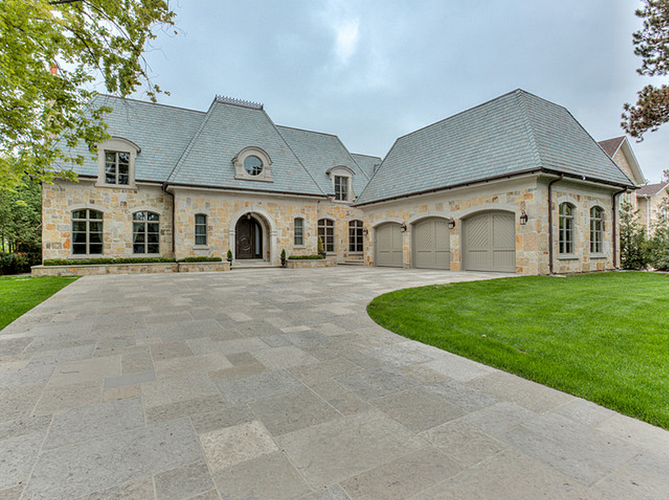 14 8 Million Newly Built French Inspired Mansion In