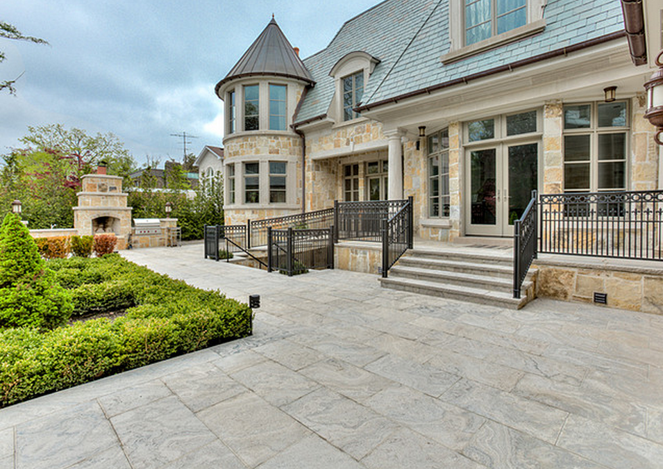 $14.8 Million Newly Built French Inspired Mansion In Toronto, Canada