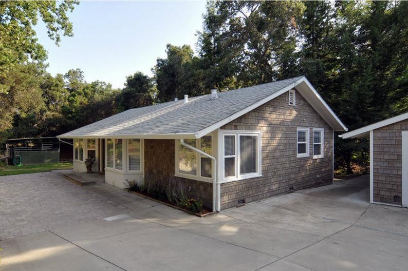 $10.8 Million Newly Built Estate In Woodside, CA