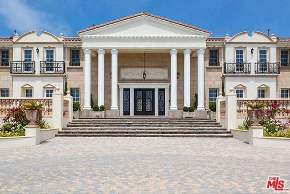 $14.5 Million Neo-Classical Style Newly Built Mansion In Malibu, CA