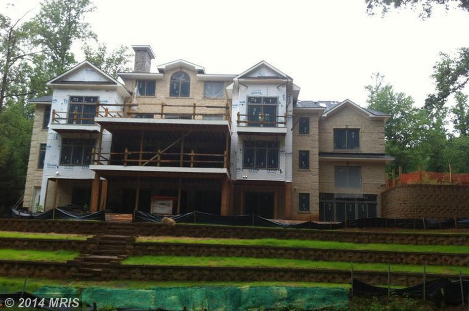 18,000 Square Foot Newly Built Mansion In McLean, VA