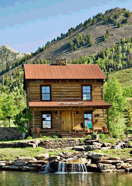 Catmando a 35 acre estate in telluride co homes of for Telluride co cabine