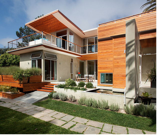 $3.25 Million Contemporary Home In La Jolla, CA