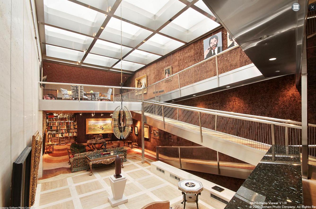 The Sherman M Fairchild Mansion 40 Million Homes Of